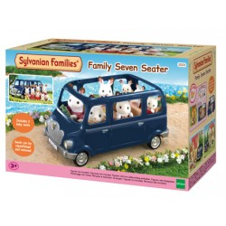 SYLVANIAN-Coche Familiar 7 Plazas