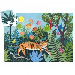 DJECO-P. Silueta El paseo del tigre