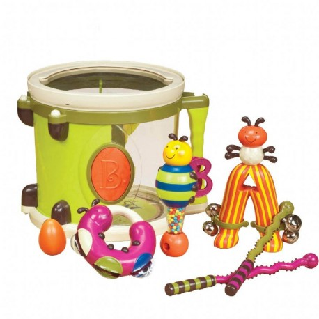 B. YOU-Parum Pum Pum - set instrumentos