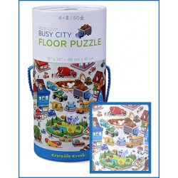 C.CREEK-50 pcPuzzle/Busy City