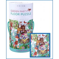 C.CREEK-50 pc Tube Puzzle/Garden Party