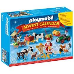 """PLAYMOBIL-Calendario de Navidad """"Navidad en el Campo"""""""