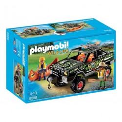 PLAYMOBIL-5558 Pick Up d'Aventura