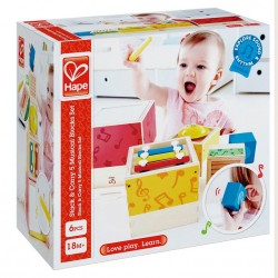 HAPE-Set musical CUBOS