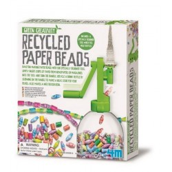 4M-Recycled Paper Beads