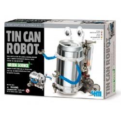 4M-Tin Can Robot
