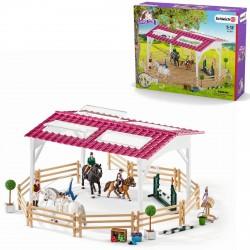 SCHLEICH-Escuela de equitación