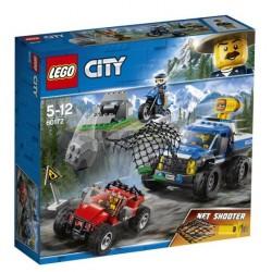 LEGO-City Police-Caza en carretera