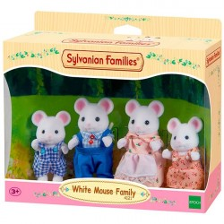 SYL-Familia Ratones Blancos