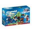 PLAYMOBIL-Ogro con Ruby