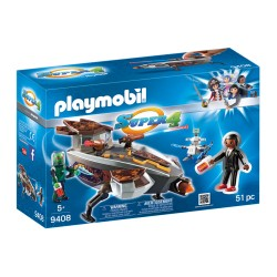 PLAYMOBIL-Gene y Sykroniano Nave