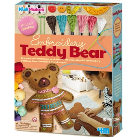 4M-Teddy Bear Coser