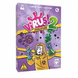 VIRUS 2! Juego Cartas