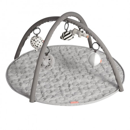 DonebyDeer-Activity play mat grey