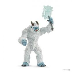 SCHLEICH Monstruo de hielo con arma