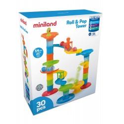 MINILAND Roll&Pop Tower