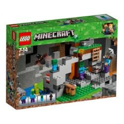 LEGO Minecraft La cueva zombie