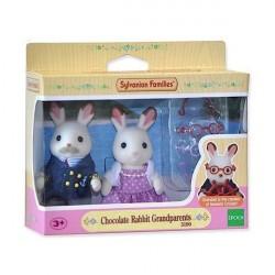 Sylvanian Families Abuelos Conejo