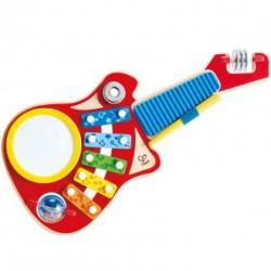 HAPE-Guitarra infantil 6 en 1