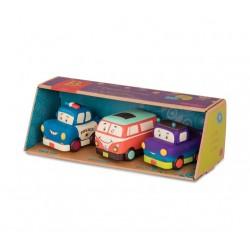 B.YOU-Mini-Wheeee-ls- Mini coches