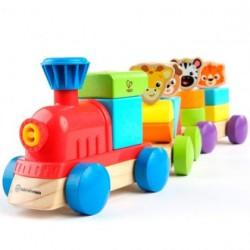 HAPE-Baby einstein Tren de bloques