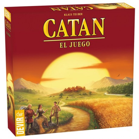 Devir Colones de Catán