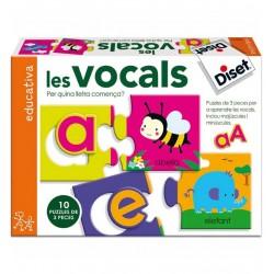 DISET-LES VOCALS