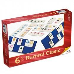 CAYRO-RUMMY CLASSIC 6 jugadores