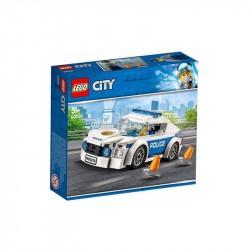 LEGO City Coche Patrulla Policia
