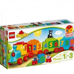 LEGO-Tren de los números