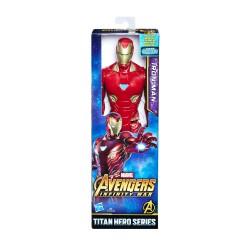 HASBRO-AVENGERS Iron Man TITAN HERO 30cm