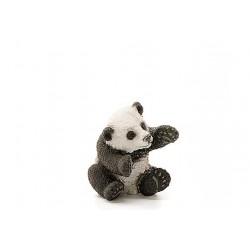 SCHLEICH Cría de oso panda jugando