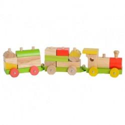 EVER EARTH-Tren de madera