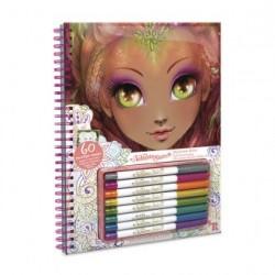 NEBULOUSSTARS Cuaderno para colorea