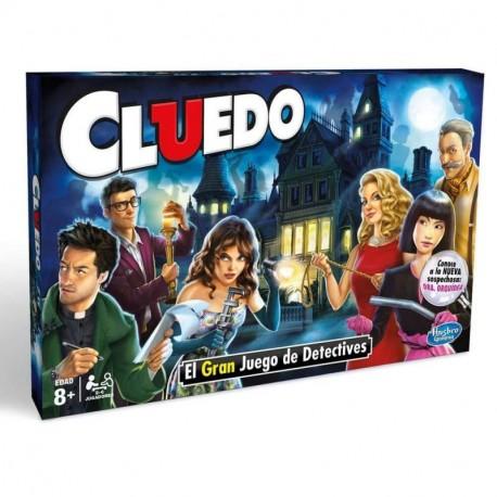 Juego CLUEDO Hasbro