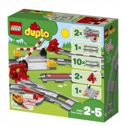 LEGO Set de Accesorios para Trenes