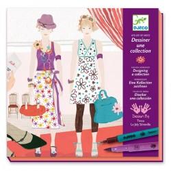 DJECO-Taller de Moda Diseñar una colección
