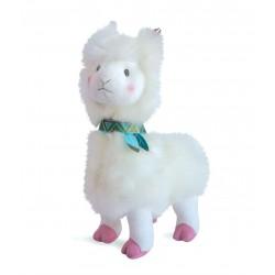 Historie d'ours Lama Blanca 30 cm