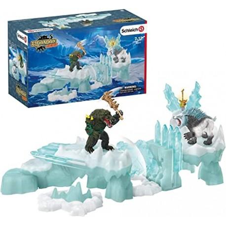SCHLEICH Ataque en la fortaleza helada