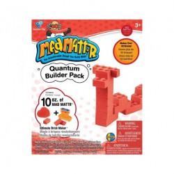 Mad Mattr Fabrica tus propios ladrillos colot Rojo (283 gr)