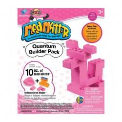 Mad Mattr Fabrica tus propios ladrillos color Rosa (283 gr)