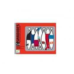 DJECO Cartas Sardines