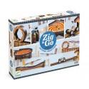 Djeco Zig & Go 45 piezas, circuito creativo