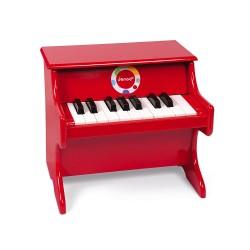 JANOD Piano confetti rojo